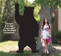 Giant Standing Bear Pattern