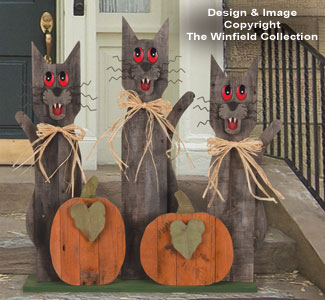 Pallet Wood Other Holiday Patterns Pallet Wood Black