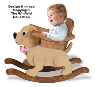 Little Pupply Infant Rocker Plan