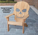 Adirondack Skull Chair Plan