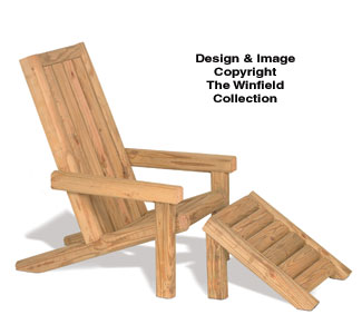 outdoor furniture plans landscape timber adirondack chair plans