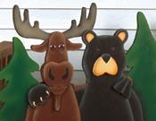 Bear & Moose Decor