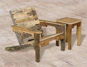 Pallet Wood Furniture Patterns