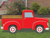 Red Truck Patterns