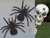 Skeletons & Spiders