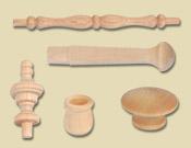 Wood Parts