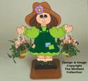 Miss Flora Potts Woodcraft Pattern
