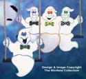 Swingin' Ghosts Woodcraft Pattern