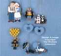 Miniature Swingers #2 Woodcraft Pattern