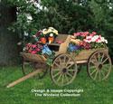 Buckboard Wagon Woodworking Plan