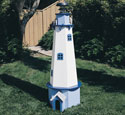 Solar Powered Lighthouse Plans