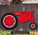 Large Farmall Tractor  Woodcraft Pattern