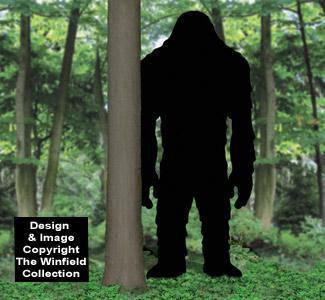 Bigfoot #2 Woodcraft Pattern