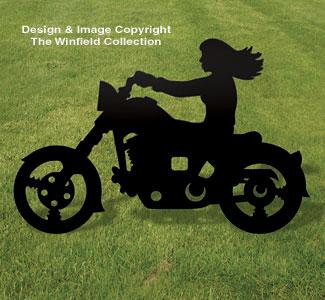 Lady biker 20 Rules