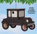 Antique Car Birdhouse Pattern