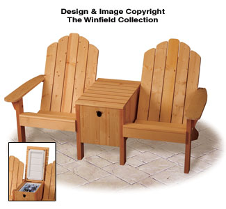 Pleasant Other Yard Garden Projects Cowboy Cooler Twin Seater Plans Gamerscity Chair Design For Home Gamerscityorg
