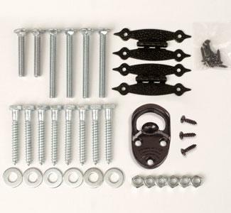 Cowboy Cooler/Twin Seater Hardware Kit