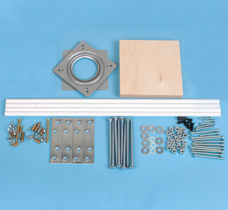 Helicopter Specialty Parts Kit