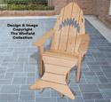Adirondack Shark Chair Plan