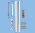 Lawn Drink Holders Parts Kit