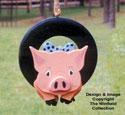 Swingin' Pig Woodcraft Pattern