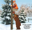 Hunter & Grizzly Woodcraft Pattern