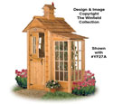 Garden Shed Woodworking Plan
