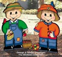 Dress-Up Darlings Fall Duds Outfits Pattern