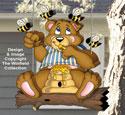 Honey Bear Swinger Pattern