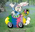 Egg-Mobile Color Poster