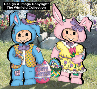 Dress-Up Darlings Easter Outfits Pattern