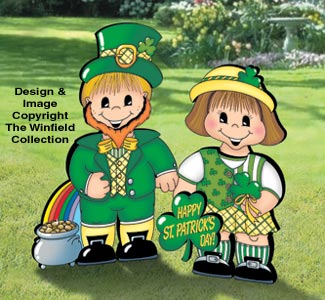 Dress-Up Darlings St. Patty's Day Outfits Pattern