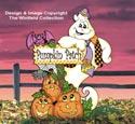 Pumpkin Patch Sign Post Color Poster