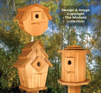 Song Bird Village 2 Pattern Set