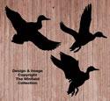 Duck Shadow Pattern