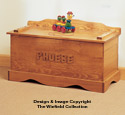 Personalized Toy Chest Plans