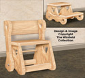 Child's Chair/Step Stool Pattern