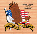 United We Stand Color Poster