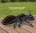 3D Giant Ant Pattern