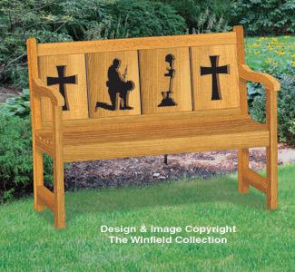Astounding Outdoor Furniture Plans Memorial Bench Plans Inzonedesignstudio Interior Chair Design Inzonedesignstudiocom