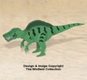 3D Spinosaurus Pattern