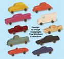 Scrap Wood Toy Cars Pattern