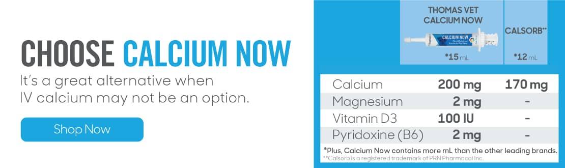 Calcium Now