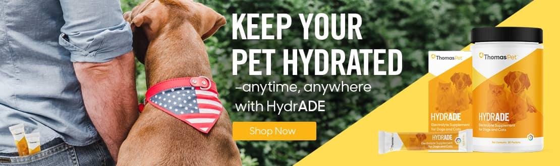 HydrADE for Pets