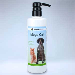 Mega Cal 16fl oz Calorie Supplement for Dogs and Cats