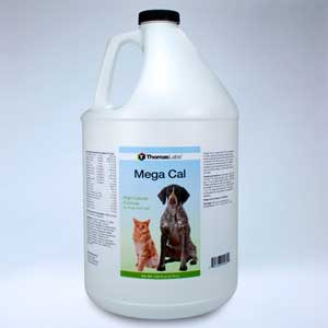 MegaCal Calorie Supplement for Dogs 128fl oz from Thomas Labs