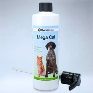 Mega Cal 16 fl oz with Pump
