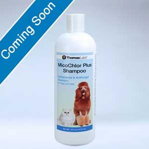 MicoChlor Plus Medicated Shampoo