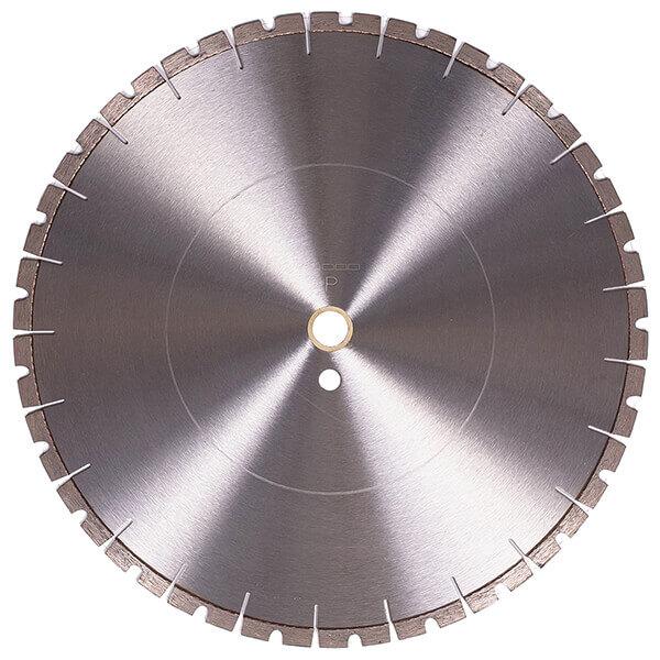 "XP Diamond 14"" Notched Brick Masonry Diamond Blade Dry Cut Saw Blade"