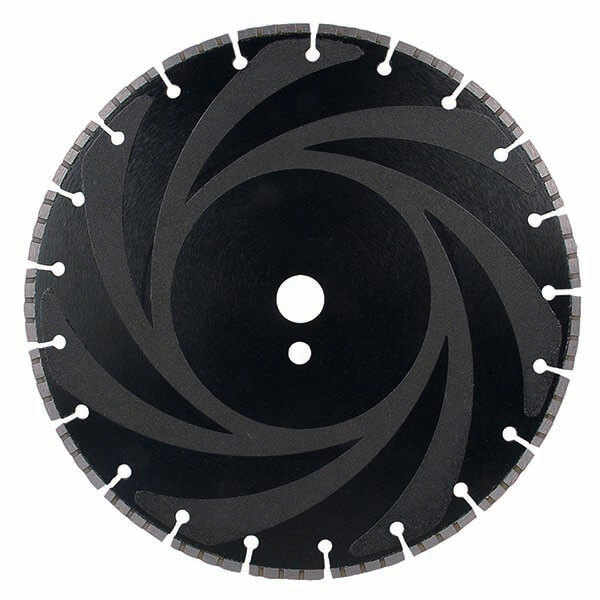 12 Inch Diamond Saw Blade Ductile Iron and Pipe Cutting 1-20mm
